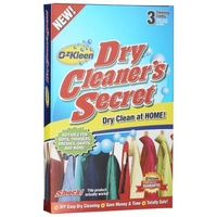 Dry Cleaner's Secret 3 Pack